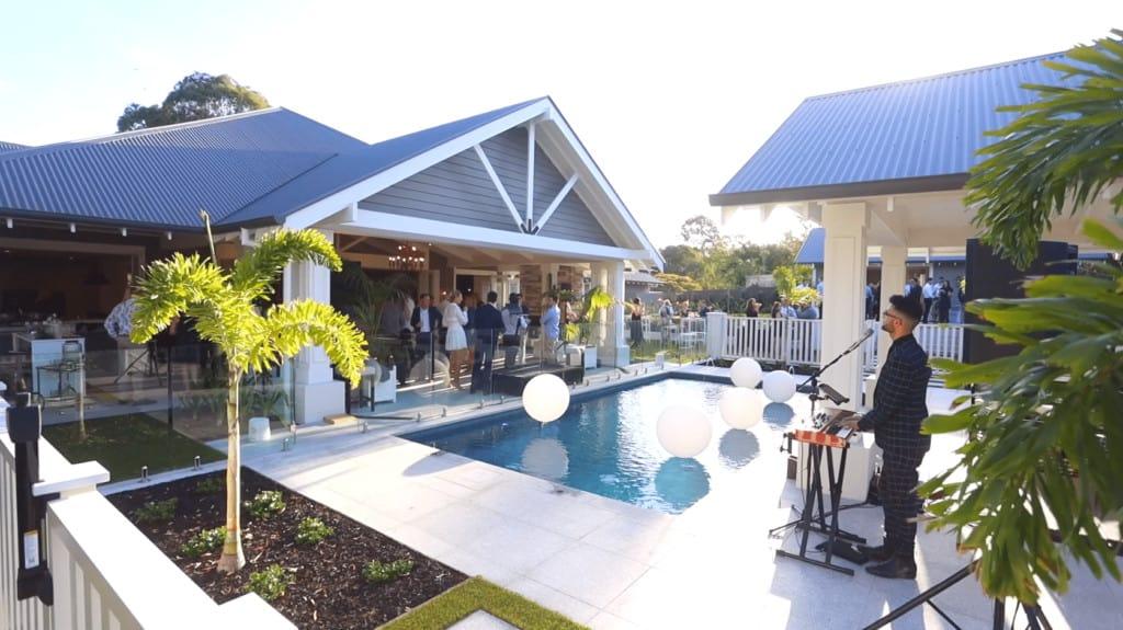 corporate event catering brisbane gold coast